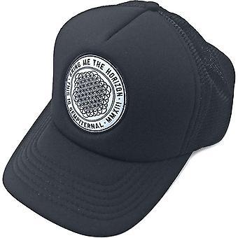 Bring Me The Horizon Baseball Cap Sempiternal new Official Black Mesh Trucker