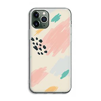 iPhone 11 Pro Max Transparent Case (Soft) - Sunday Chillings