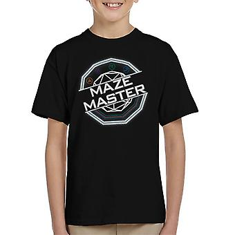 The Crystal Maze KO Maze Master Kid's T-Shirt
