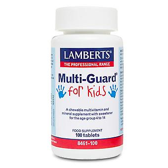 Lamberts Multi-Guard for Kids Tablets 100 (8461-100)