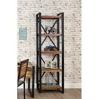 Urban Chic Alcove Bookcase Brown - Baumhaus