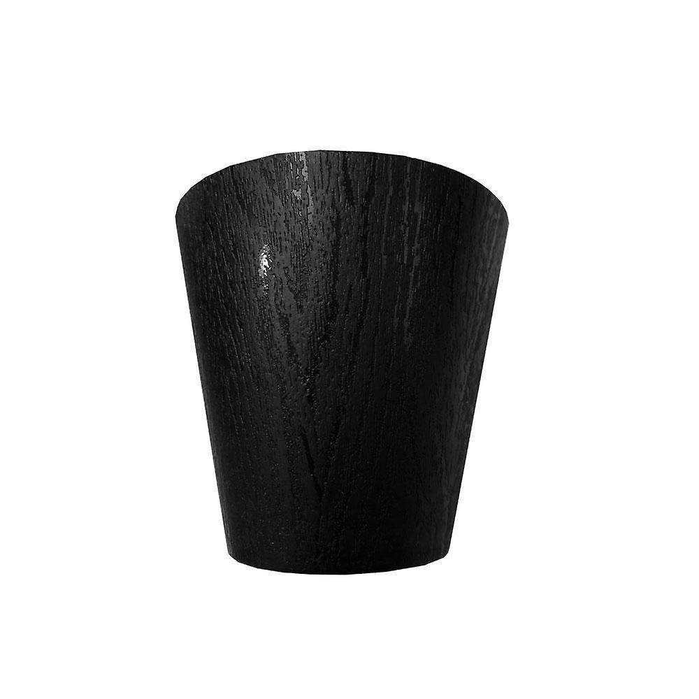 Kegelvormige plastic meubelpoot 7 cm (4 stuks)
