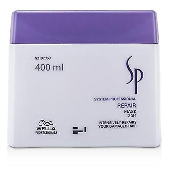 Wella Sp Reparatur maske (für beschädigtes Haar) - 400ml/13.33oz