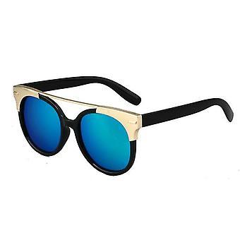 Retro vintage oversized sunglasses lens