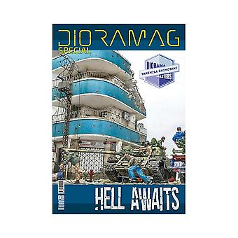 Book - Aircraft & Models Dioramag Special: Hell Awaits -  Modeling Book - Softback