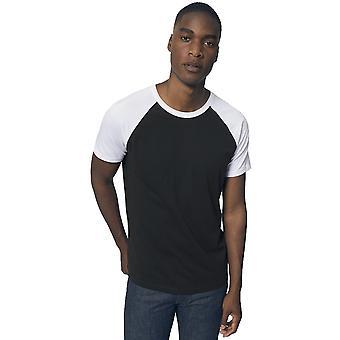 greenT Mens Womens Organic Catcher Raglan T-Shirt
