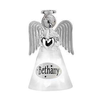 Geschiedenis & heraldiek engel-Bethany
