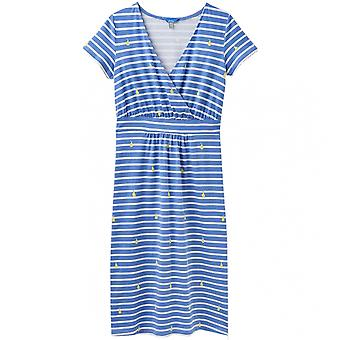 Joules Joules Jude Womens Jersey Wrap Dress S/S 19
