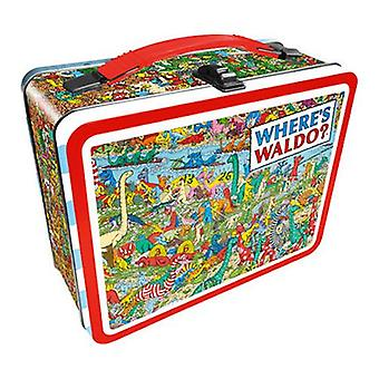 Where's waldo fun box