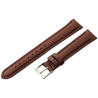 Morellato bracelet en cuir, A01X3495006030CR16 Brown, 16 mm