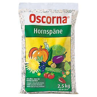 OSCORNA® horn shavings, 2.5 kg