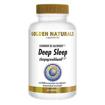 Golden Naturals Deep Sleep (60 vegan capsules)