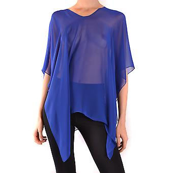 Hh Couture Ezbc432001 Women's Blue Polyester Top