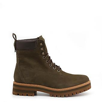 Timberland Original Men Fall/Winter Ankle Boot - Green Color 37402