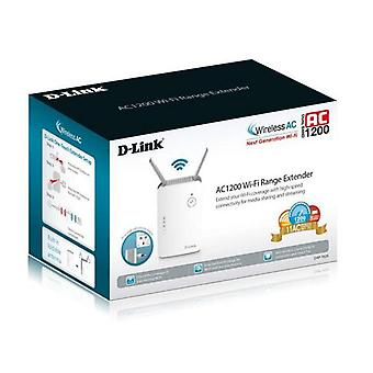 Wi-Fi-toistin D-Link DAP-1620 AC1200 10/100/1000 Mbps
