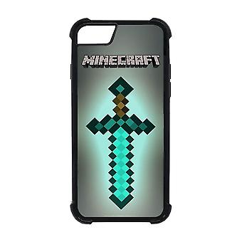 Minecraft Diamond Sword iPhone 6/6S Shell