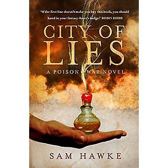 City of Lies by Sam Hawke - 9781787630123 Book