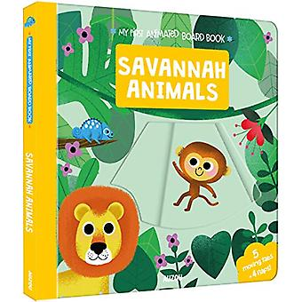 My First Animated Board Book - Savannah Animals by Daniel L. Roode - 9
