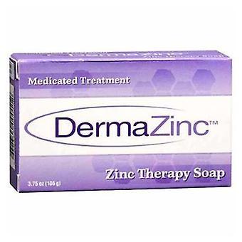 Dermazinc çinko terapi bar sabun, 4.25 oz