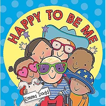Happy to Be Me by Emma Dodd - 9781408355701 Book