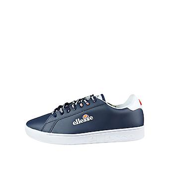 Ellesse Women's Campo Emb Leather Sneakers