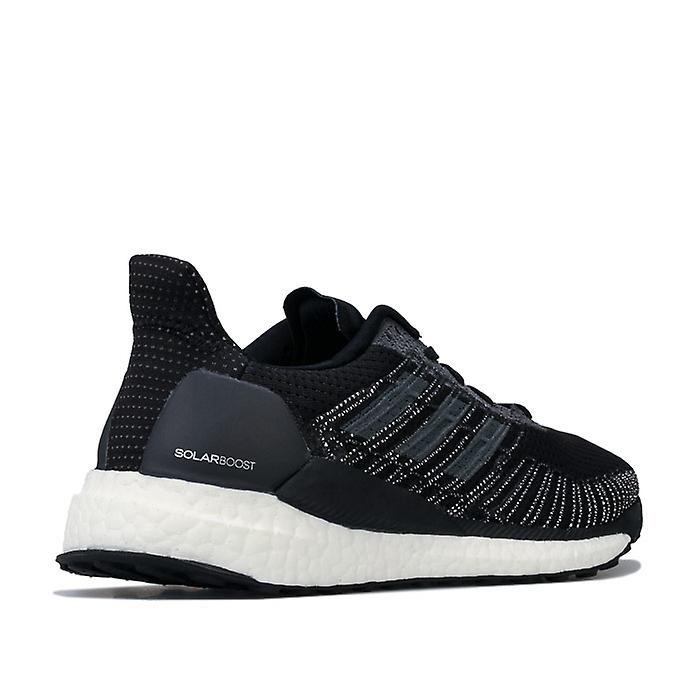 Women's adidas Solar Boost 19 Running Shoes in Black ecWHxy