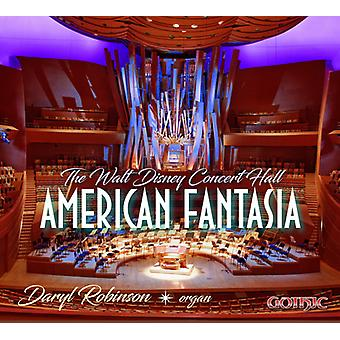 Baker / Robinson - American Fantasia [CD] USA import