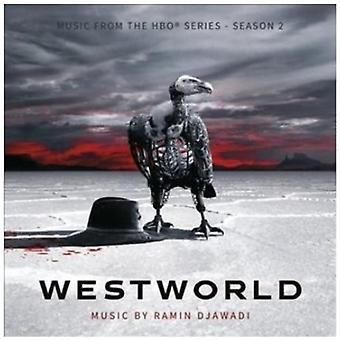 Ramin Djawadi - Westworld: Season 2 [CD] USA import