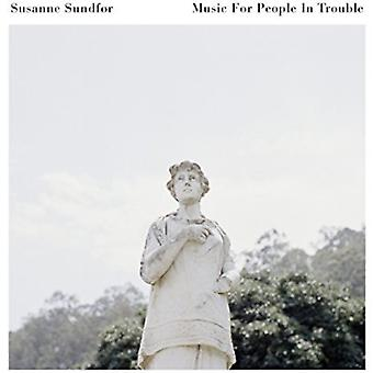 Susanne Sundfor - Music for People in Trouble [Vinyl] USA import