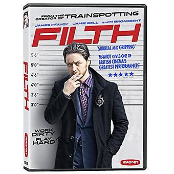 Filth [DVD] USA import