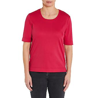 PENNY PLAIN Essential Crimson T-shirt