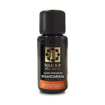 Mandarin Essential Oil 100% Eco 15 ml