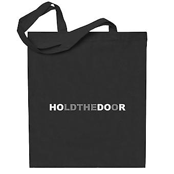 Hodor Hold The Door Game Of Thrones Totebag