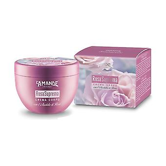 Supreme Pink Body Cream 300 ml of cream