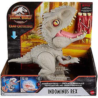 Jurassic Verden Fodring Frenzy Indominus Rex