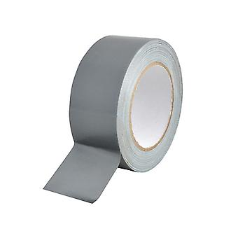 Faithfull Heavy-Duty Gaffa Tape 50mm x 25m Silber FAITAPEGAFHD