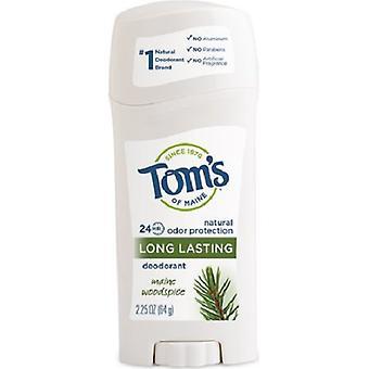 Tom's Maine Natural Pitkäkestävyys Deodorantti Maine Woodspice