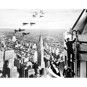 King Kong Photo Print