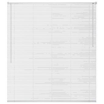 نافذة الستائر الألومنيوم 60x160 سم أبيض