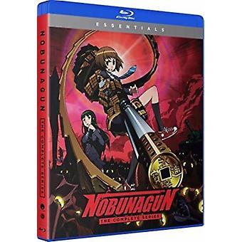 Nobunagun: Complete Series [Blu-ray] USA import