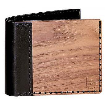 BeWooden Nox Virilia Wallet - Negro