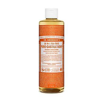 Tea tree liquid soap 475 ml