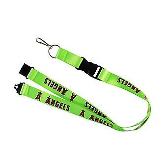 Los Angeles Angels MLB Neon Lanyard