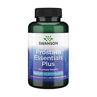 Condition specific formulas prostate essentials plus - features selenium select 90 vegetable capsules