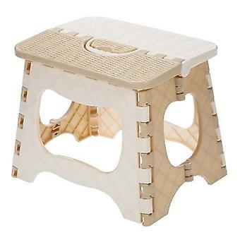 Plastic draagbare vouwen kruk / kleine stoel, Home Furniture Child