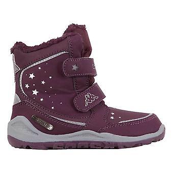 カッパクイテックス260823K2615ユニバーサル冬の子供の靴