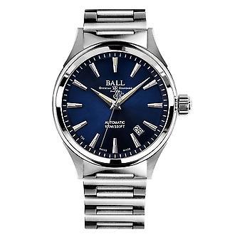 Ball NM2098C-S3J-BE Fireman Victory Wristwatch Blue