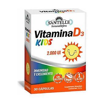 Vitamin D3 Kids 30 capsules