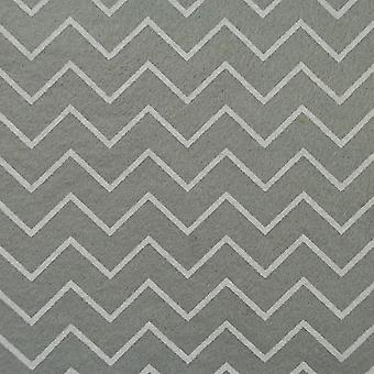 Dolls House Grey Zigzag Self Adhesive Carpet Miniature Wall To Wall Flooring