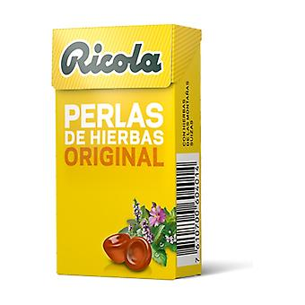 Ricola Swiss Herb Pearls 25 g